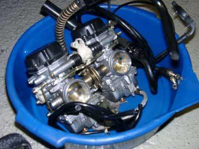 Modification De La Carburation
